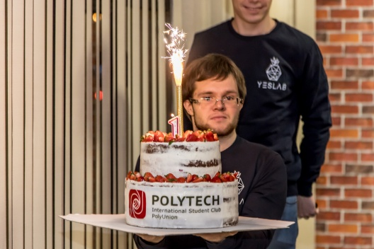 Student InterClub PolyUnion is One Year Old!