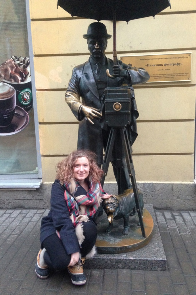 American Student Spends One Semester in Russia