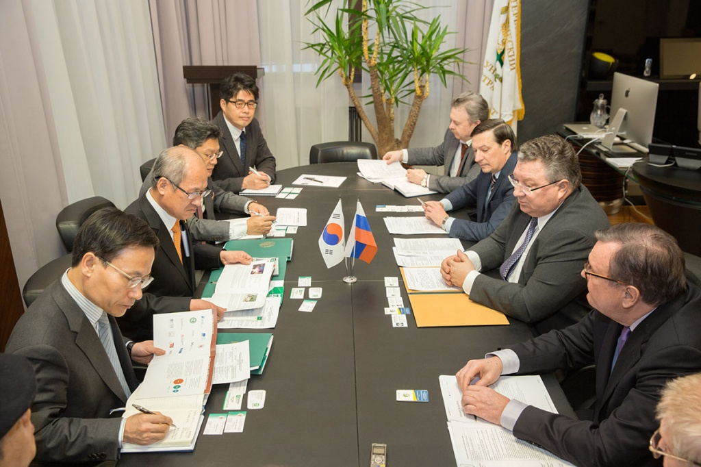 The Polytechnic University Broadens Partnerships with Universities of the Republic of Korea
