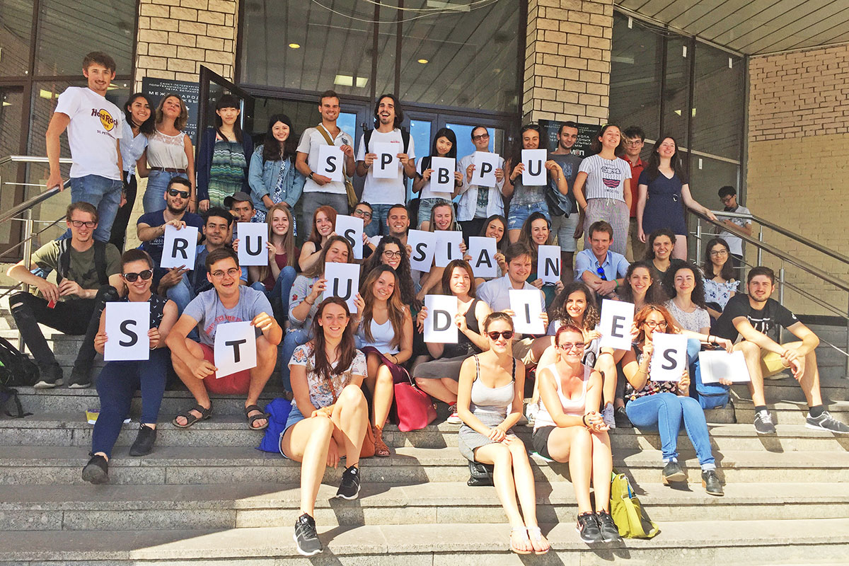 Russian language traditionally remains one of the most popular courses of the International Polytechnic Summer School