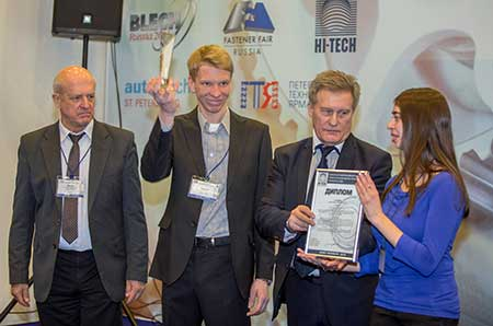 Innovative Projects of SPbPU are Leaders of St. Petersburg Technical Fair