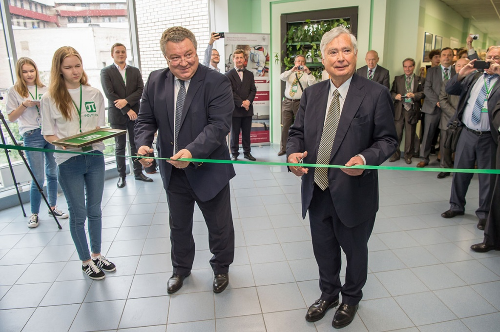 Academic Center SPbPU–FESTO Synergy Opens to Celebrate the 10th Anniversary of the University Network Project  Synergy