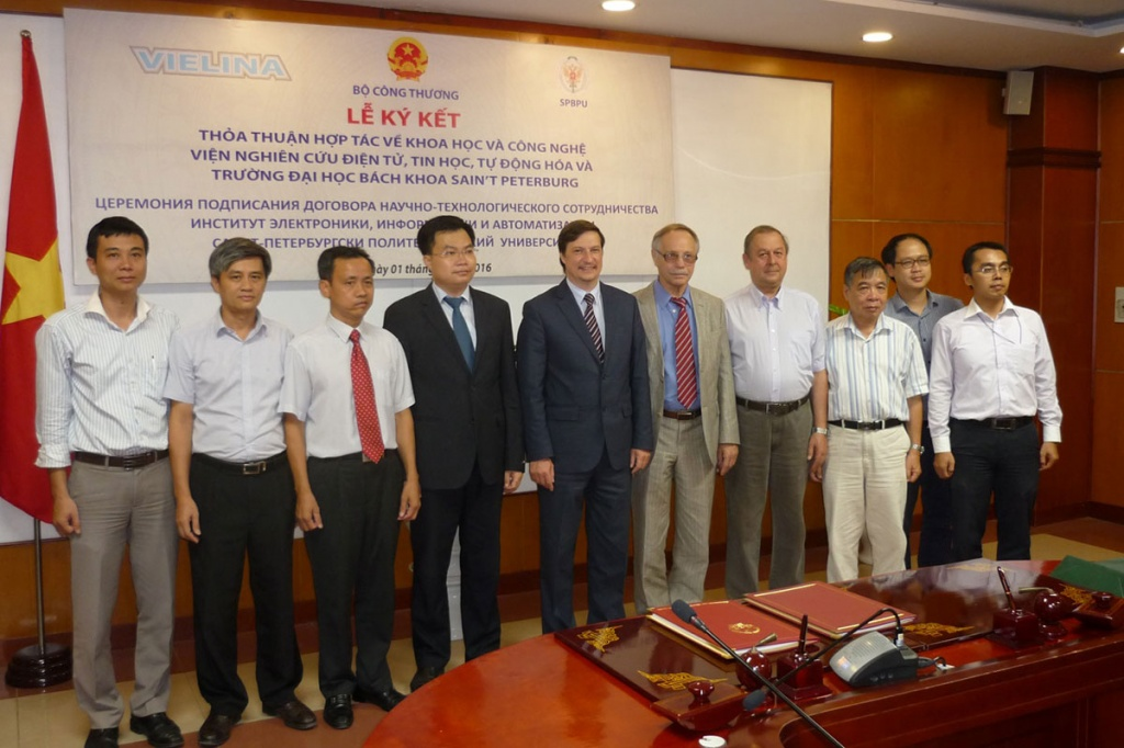 Continuing Scientific and Technical Cooperation with Vietnam
