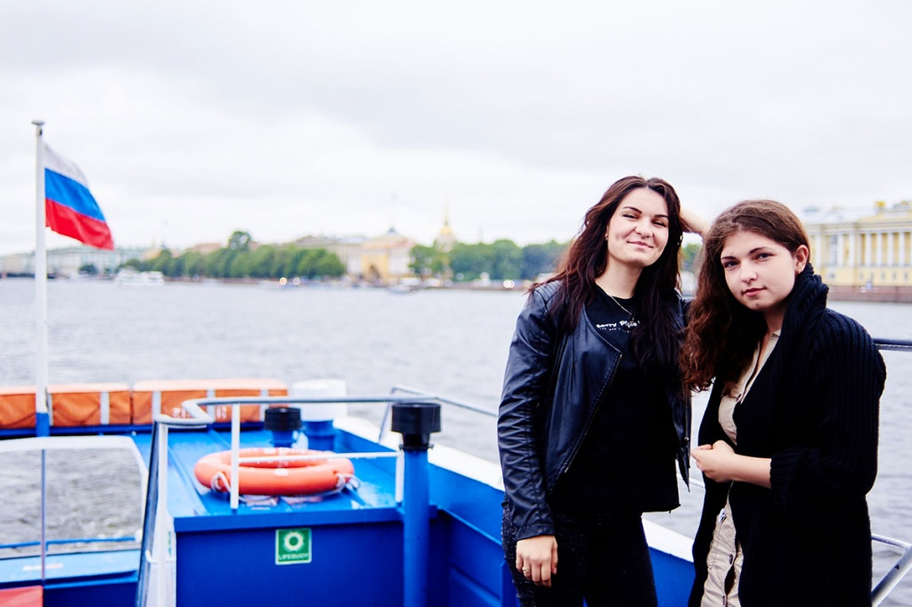 Facilitator, Mentor, Assistant or Friend: Tutors of International Polytechnic Summer School Reveal St. Petersburg for International Students