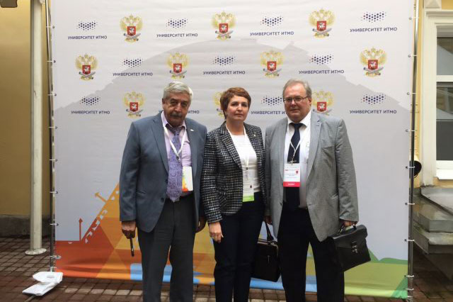 SPbPU Leaders Took Part in the  Higher Education Development  Forum