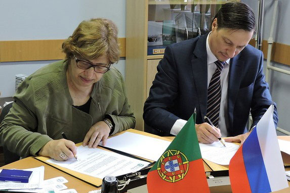 SPbPU Signs Collaboration Agreement with Leading Portuguese University – University of Porto