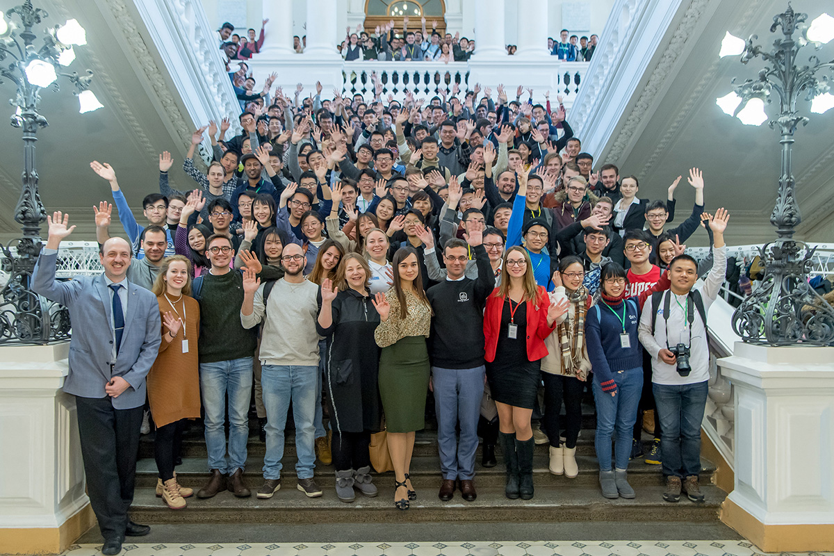 Nearly 300 students will take part in the International Polytechnic Winter School