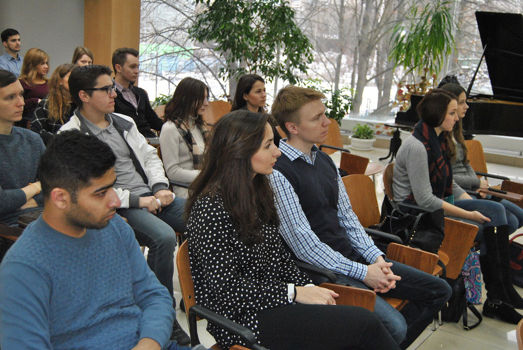 First-hand information about Ericsson Company: Lars Magnusson has given a lecture at SPbPU