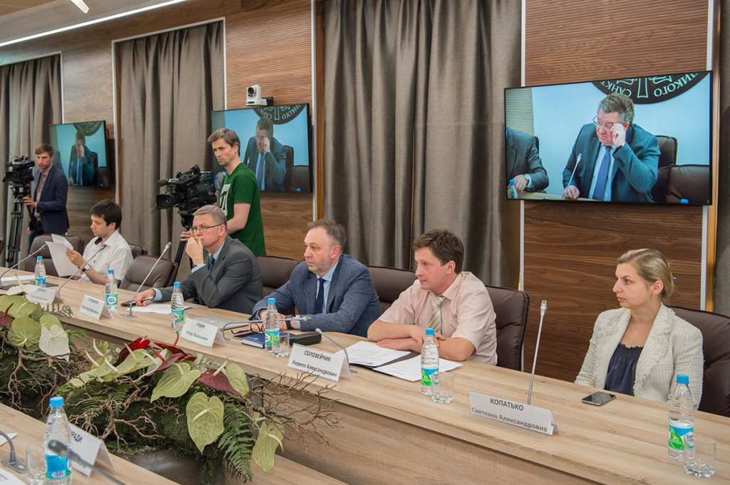 SPbPU Hosted the Meeting of the Coordination Council of the Scientific and Educational Medical Cluster  Translational Medicine