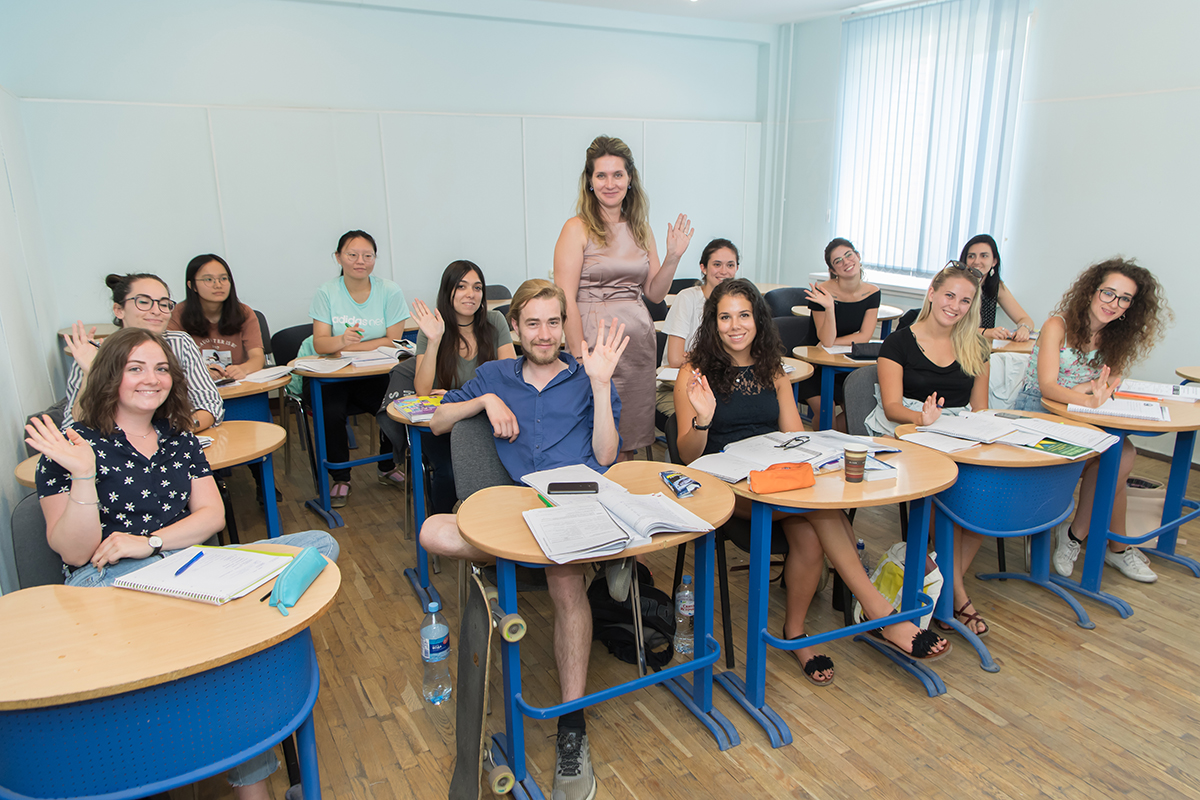 International students of the International Polytechnic Summer School speak warmly about SPbPU professors