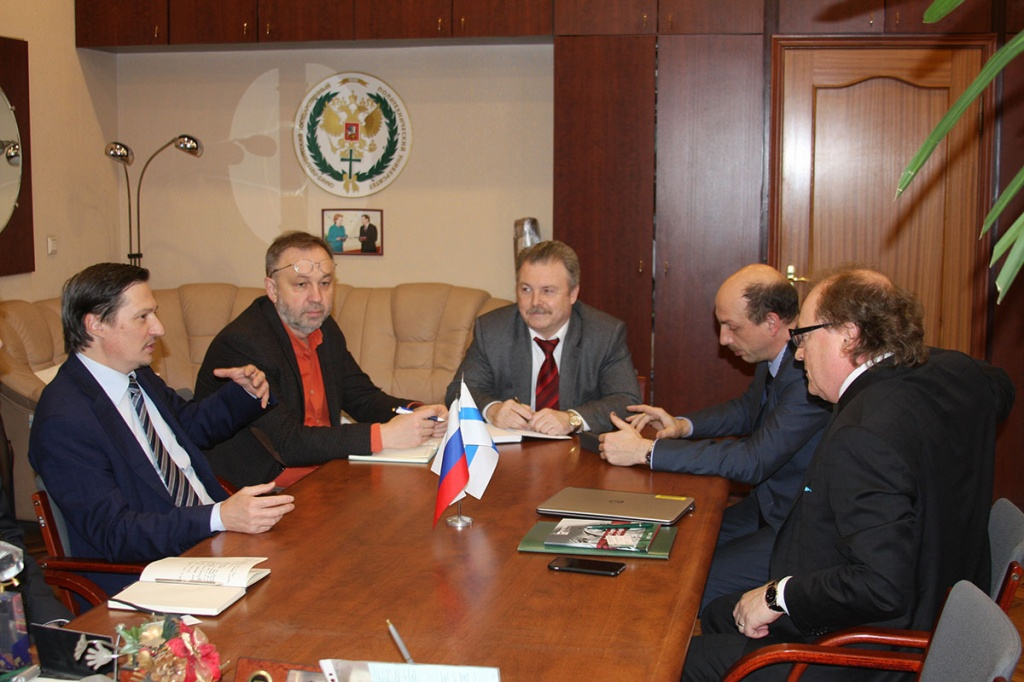 SPbPU cooperation with the International Foundation of Production Research