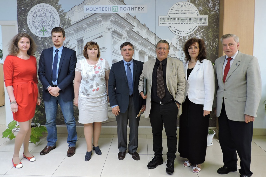 SPbPU Expands Cooperation with Italy's Regions