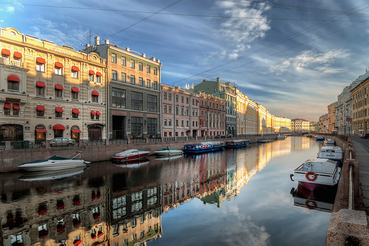 Our City Saint-Petersburg