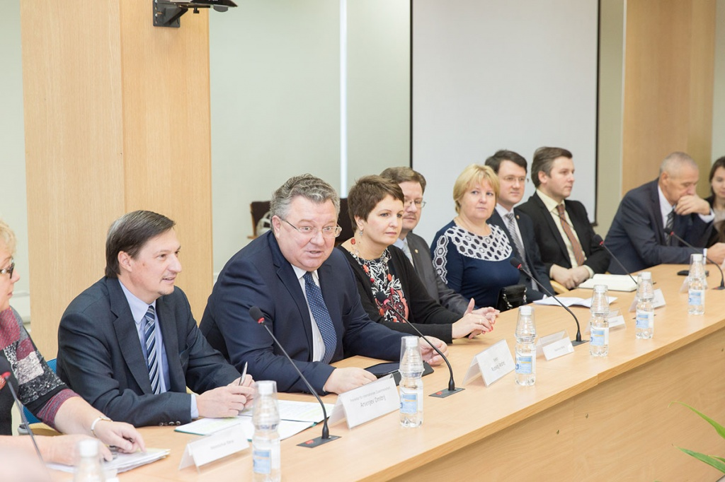 Polytechnic University was the first among Russian technical universities to hold mutual international accreditation of international educational programs