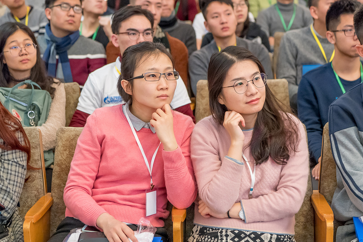 Preparation programs for admission to SPbPU are in demand among Chinese applicants