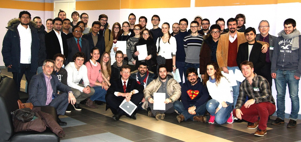 SPbPU Winter School on Nuclear Power Engineering Closes its Doors