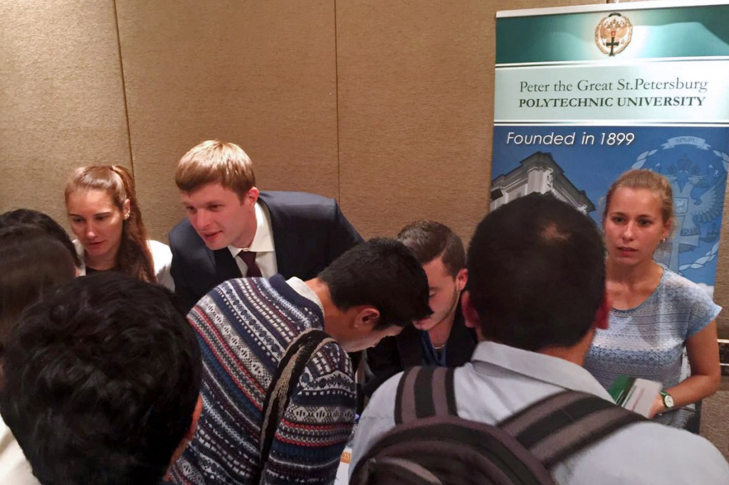 QS World Grad School Tour reveals SPbPU growing popularity with the BRICS countries