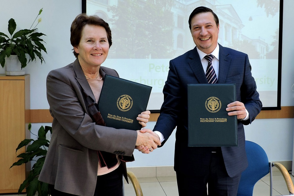 The University of California, Los Angeles is a New Partner of SPbPU
