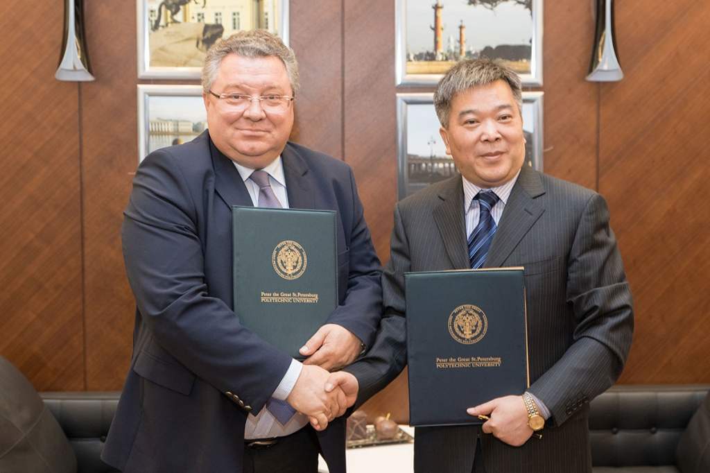 Joint Chinese-Russian Engineering Institute Expands the Fields of Cooperation
