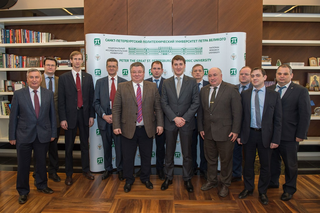SPbPU is Advancing Cooperation with the Import Substitution Department of PAO Gazprom