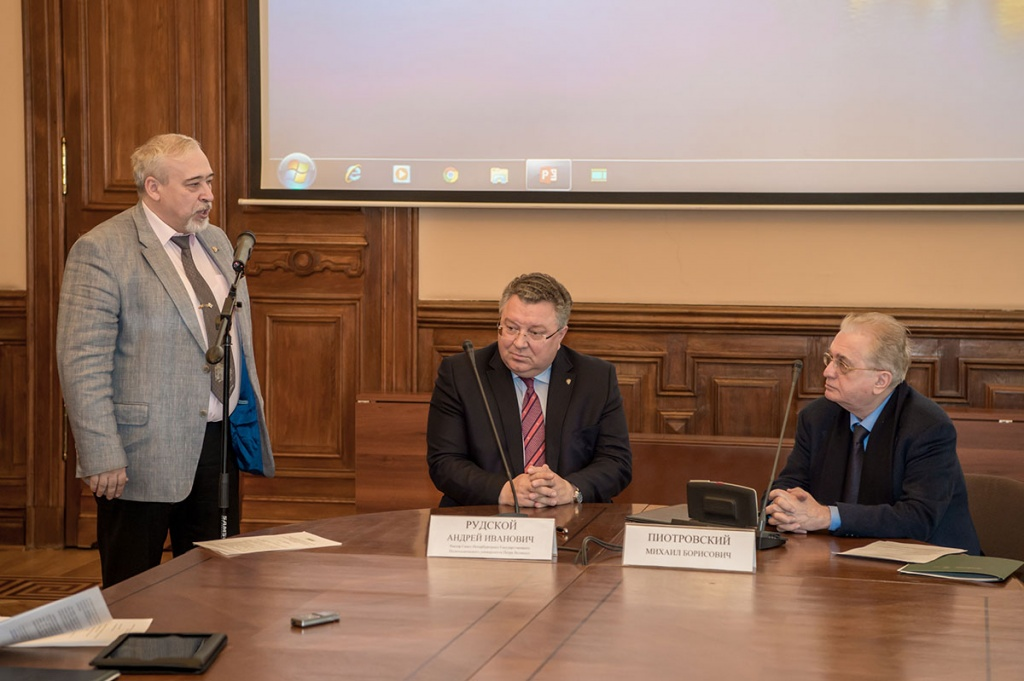 Union of High Art and Engineering: Cooperation Agreement was Signed Between SPbPU and the State Hermitage Museum