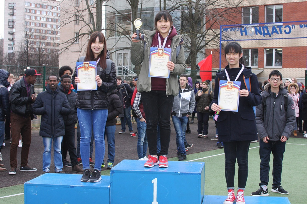 Polytech hosted Small Student Olympic Games