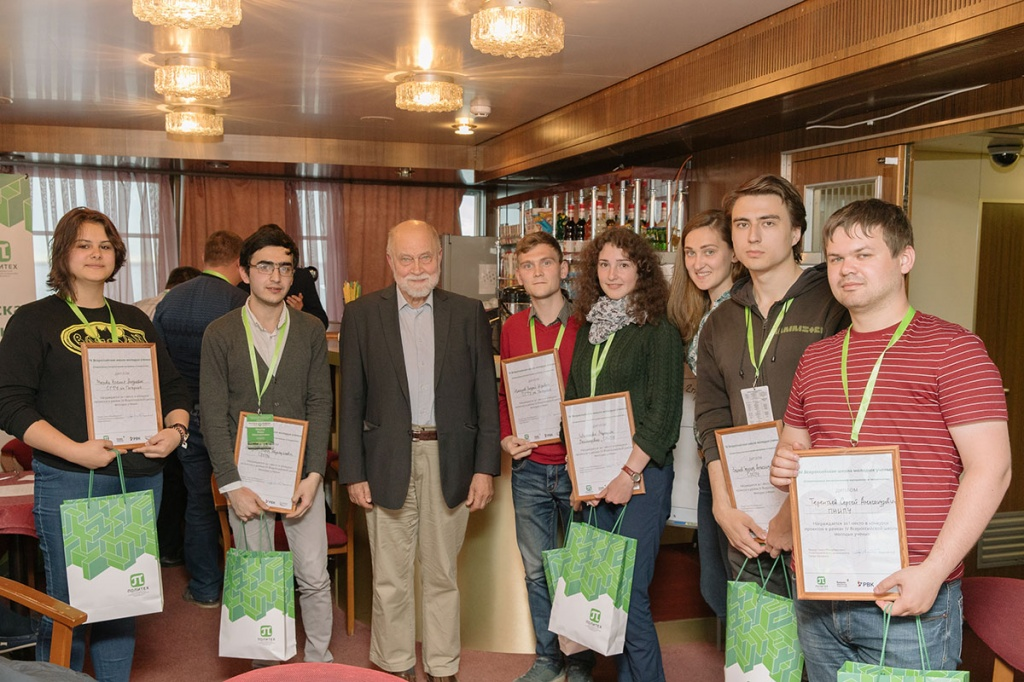 Scientific youth from all over the globe was united in All-Russian School for Young Scientists