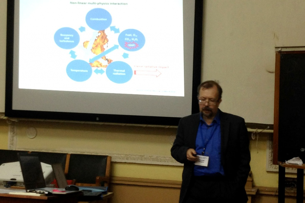 Scientists from SPbPU Took Part in a Seminar Devoted to High Performance Computing