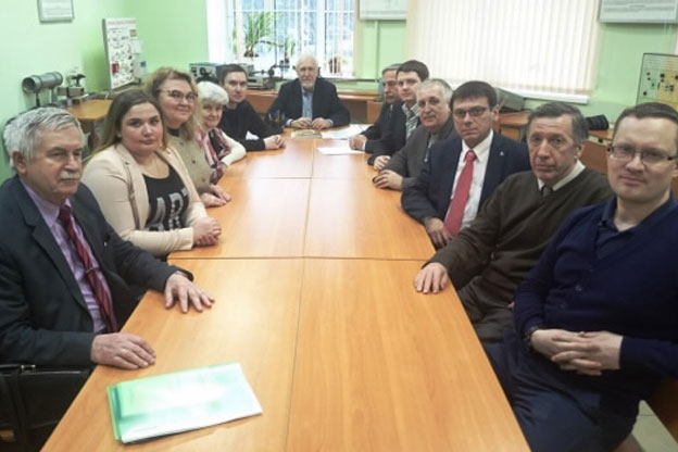 Issues of Training Specialists in Technosphere Safety and Environmental Engineering Were Discussed in SPbPU