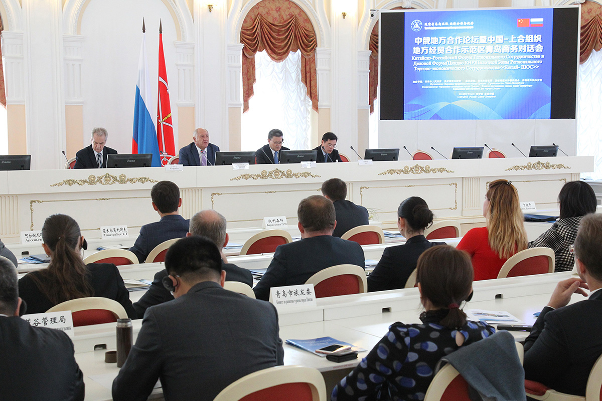 SPbPU signed a protocol on the launch of works on the establishment of the Russian-Chinese Science and Education Multidisciplinary Center in collaboration with international partner
