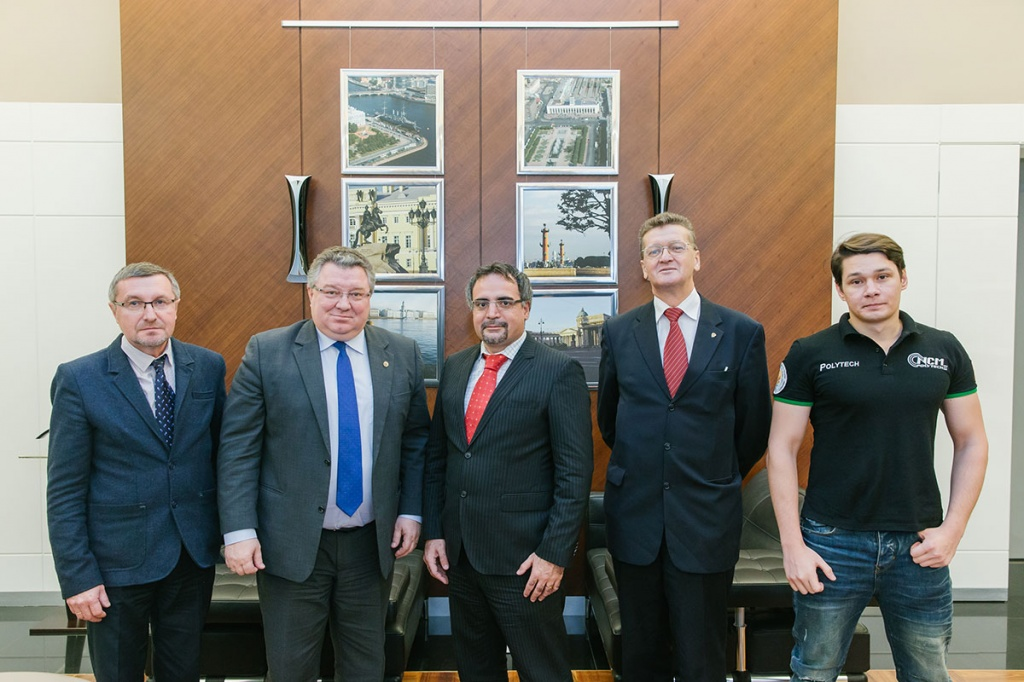 SPbPU enhances cooperation with major Russian and foreign car manufacturers