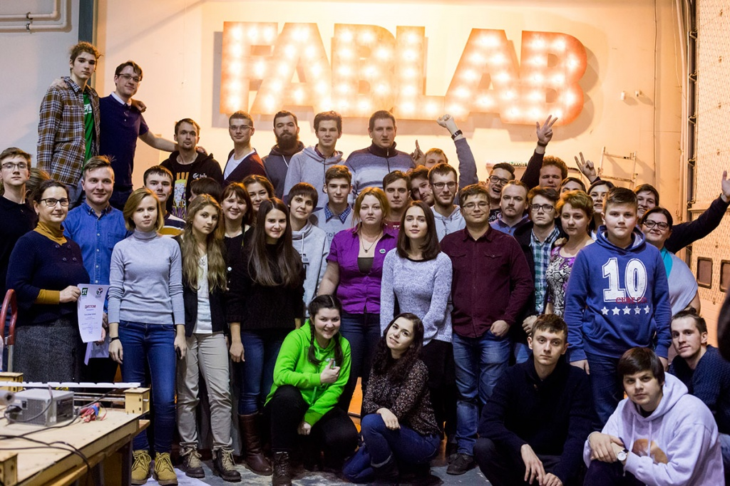 Participants of the VII School of Fab Lab Polytech Proved Innovations to be Closer than we Think