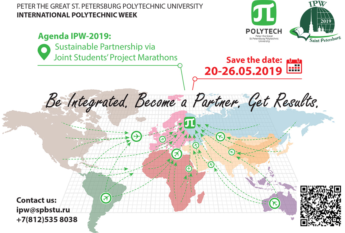 International Polytechnic Week - 2019