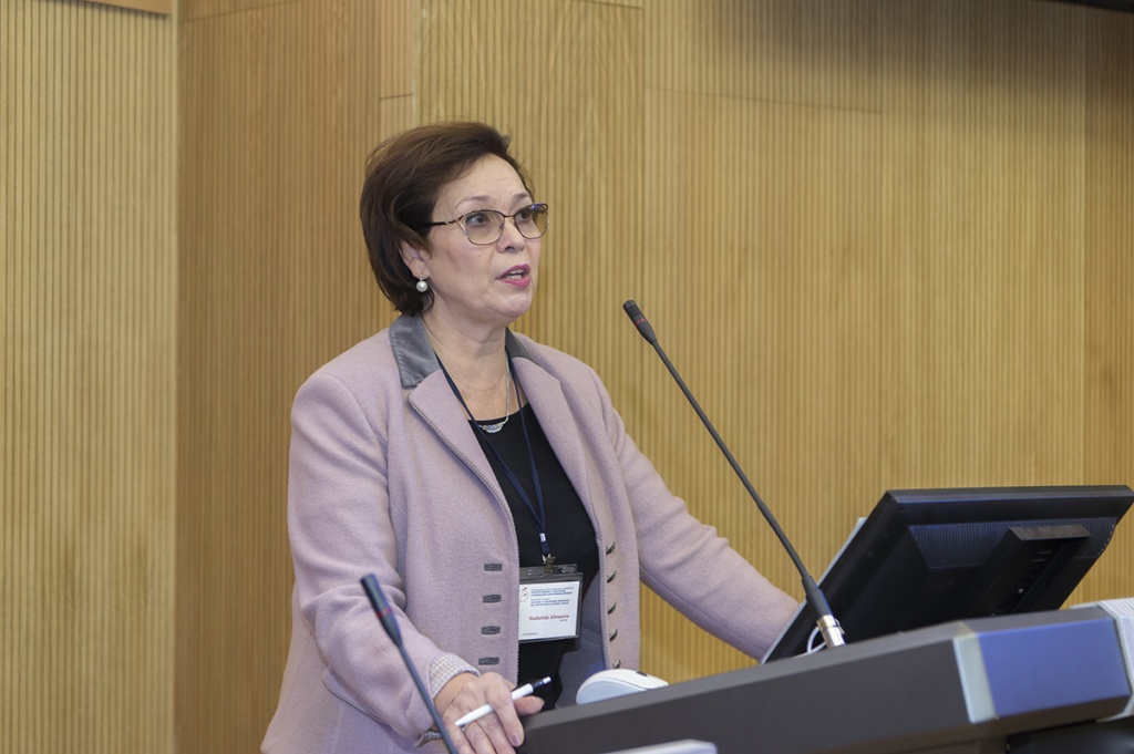 Nadezhda Almazova, director of the Institute of Humanities, highlighted that the themes of the conference fall within the agenda of Science and Technology Studies