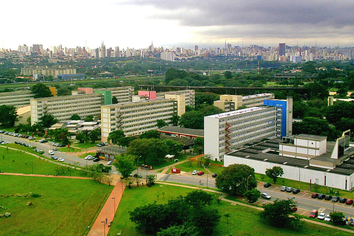 University of São Paulo closed all the campus