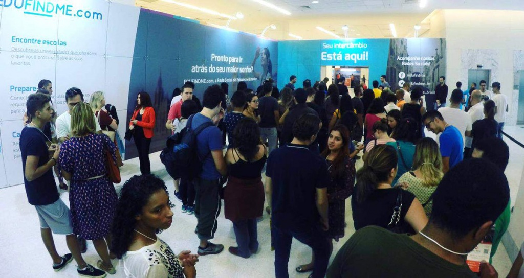 SPbPU Took Part in Brazil EDUEXPOS Exhibition Devoted to Education