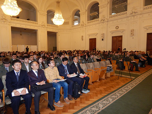 Chinese Scientists Visit Institute of Humanities at St. Petersburg Polytechnic University