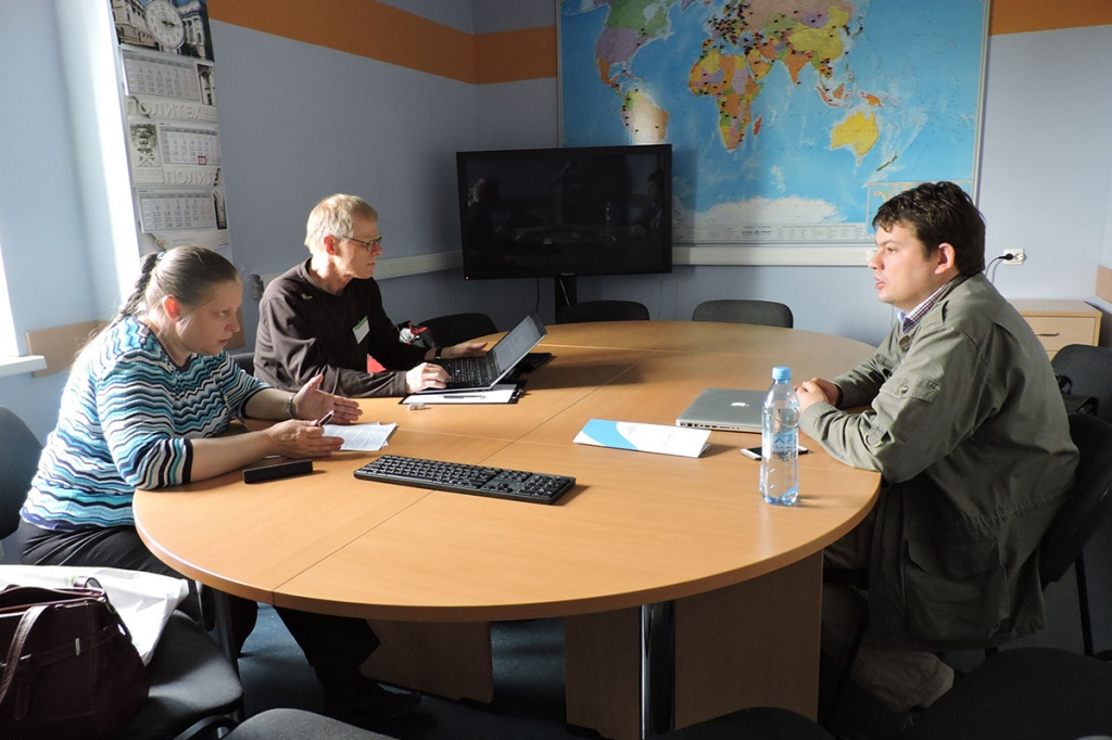 Russian–Finnish seminar at SPbPU