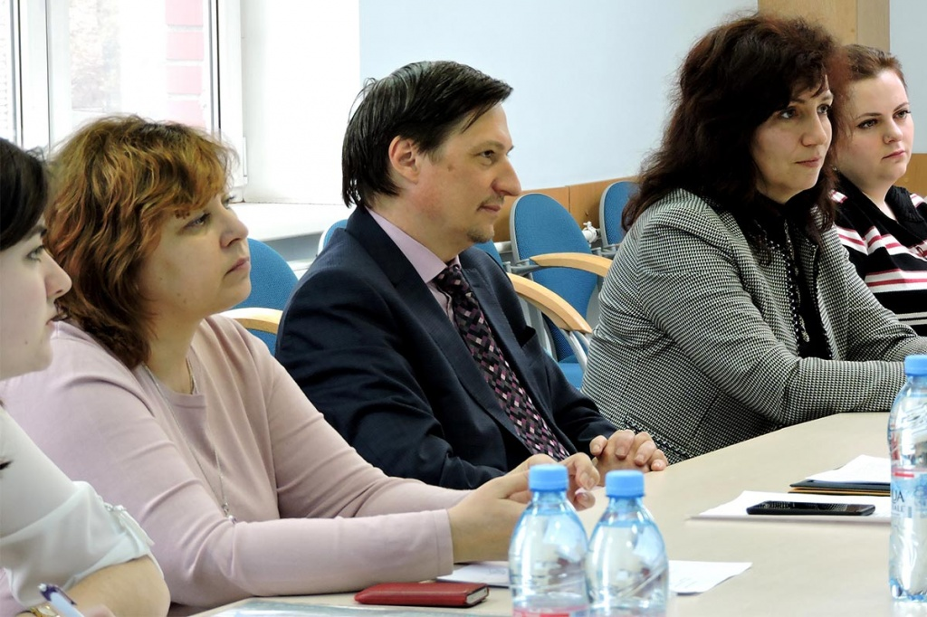 Delegation of the German Academic Exchange Service  DAAD  in SPbPU