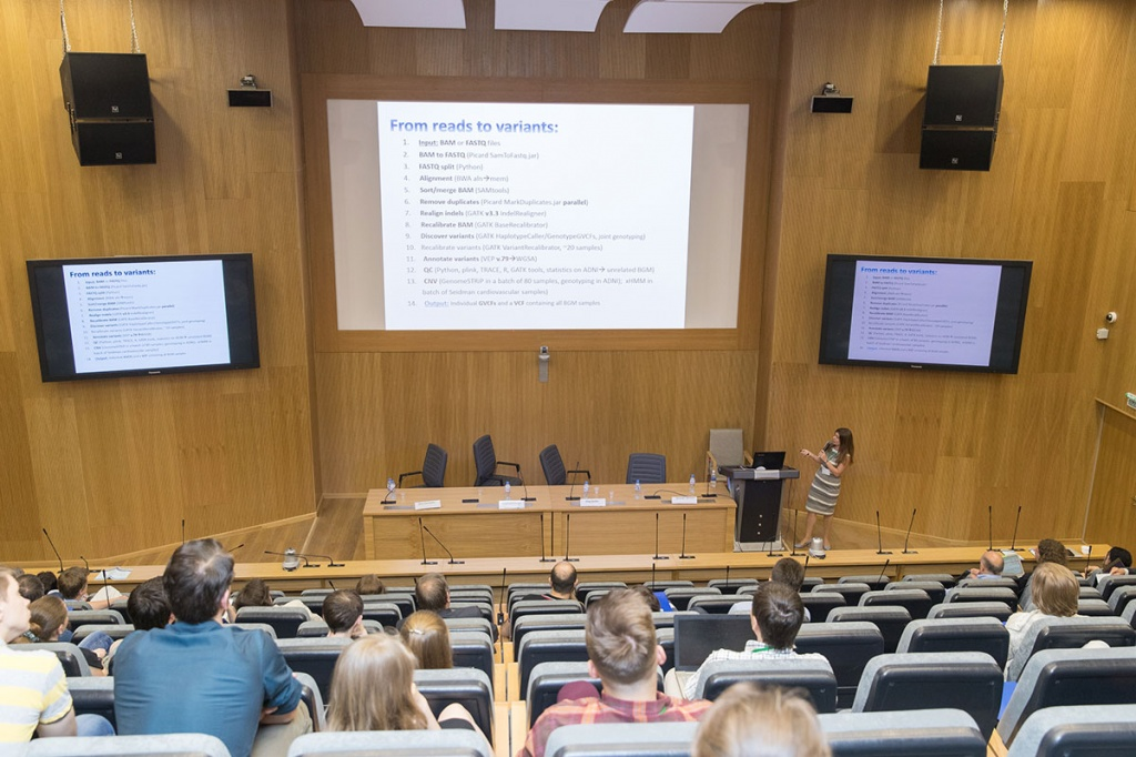 Leading Scientists Discussed the Situation in the Field of Systems Biology and Bioinformatics