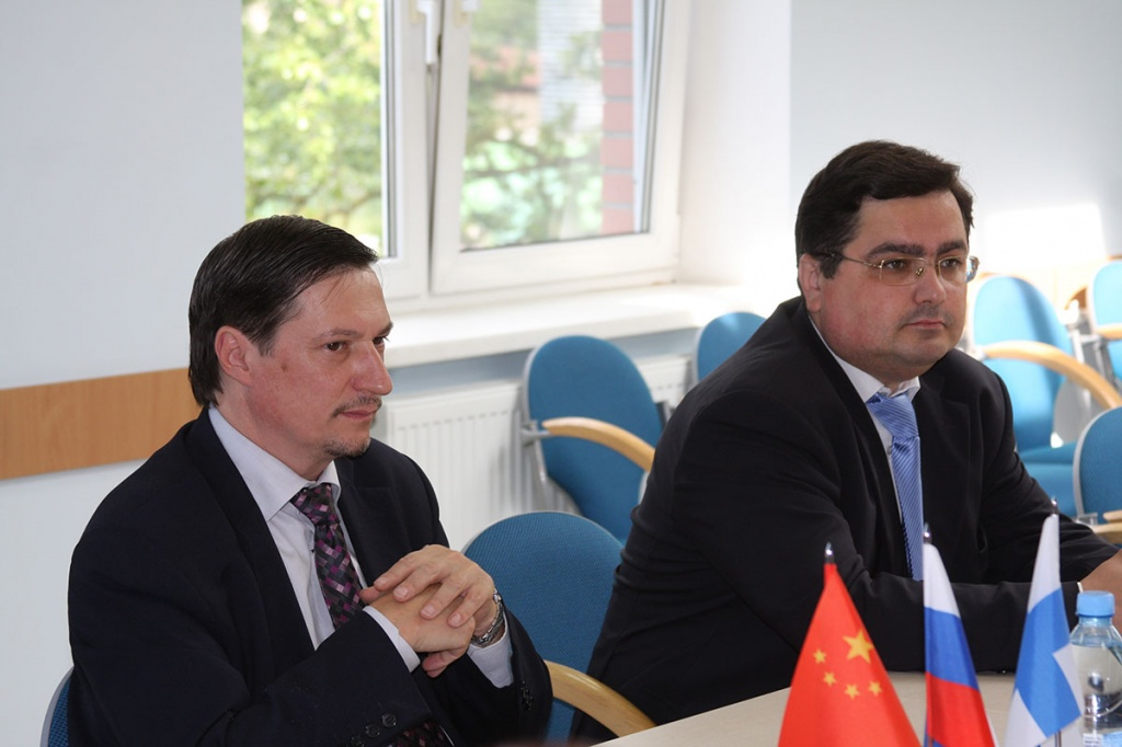 Chinese Government is Ready to Finance Joint Projects of Russian and Chinese Technology Parks