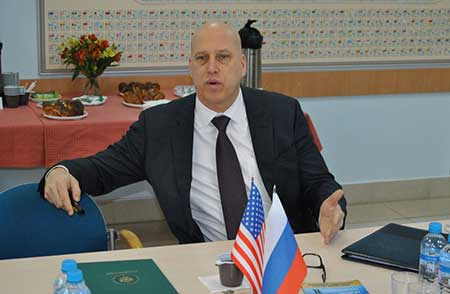 The American Program of Educational Grants Was Presented in the SPBPU