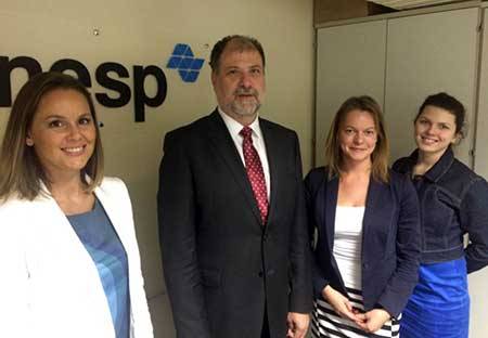 Visit of SPbPU delegation to Brazil