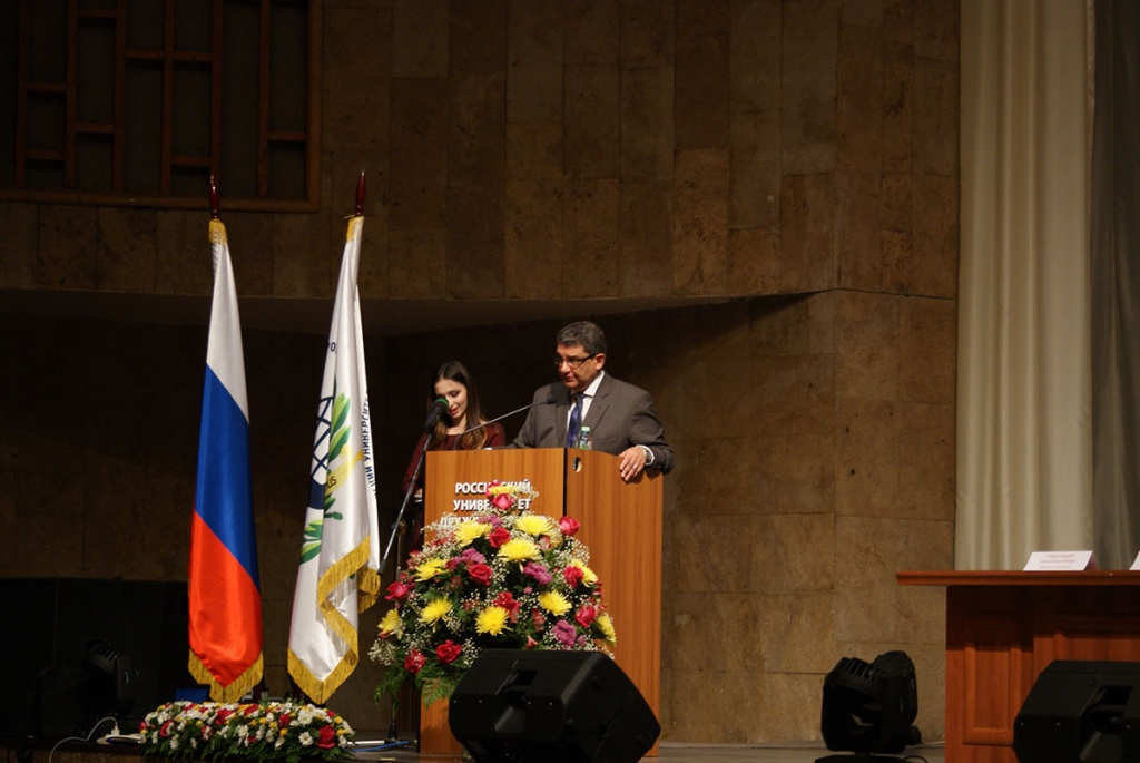 SPbPU Delegation Take Part in the All-Russian Congress of the Association of International Students