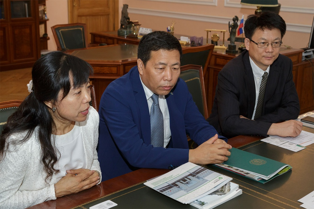 Collaboration between SPbPU and Chinese Universities Is Getting Stronger