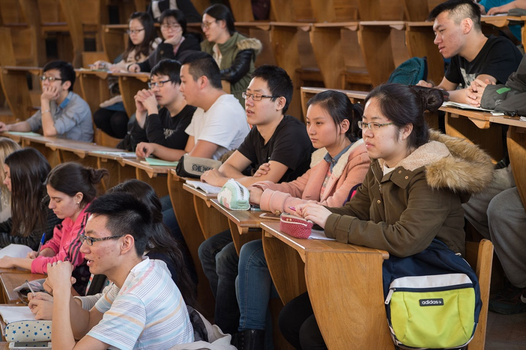 Open Lectures for International Students of University Foundation Program