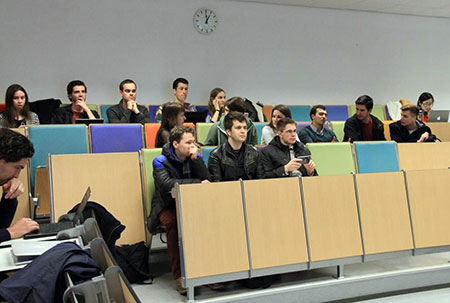 Russian and Dutch Students have Presented their IT Co-projects