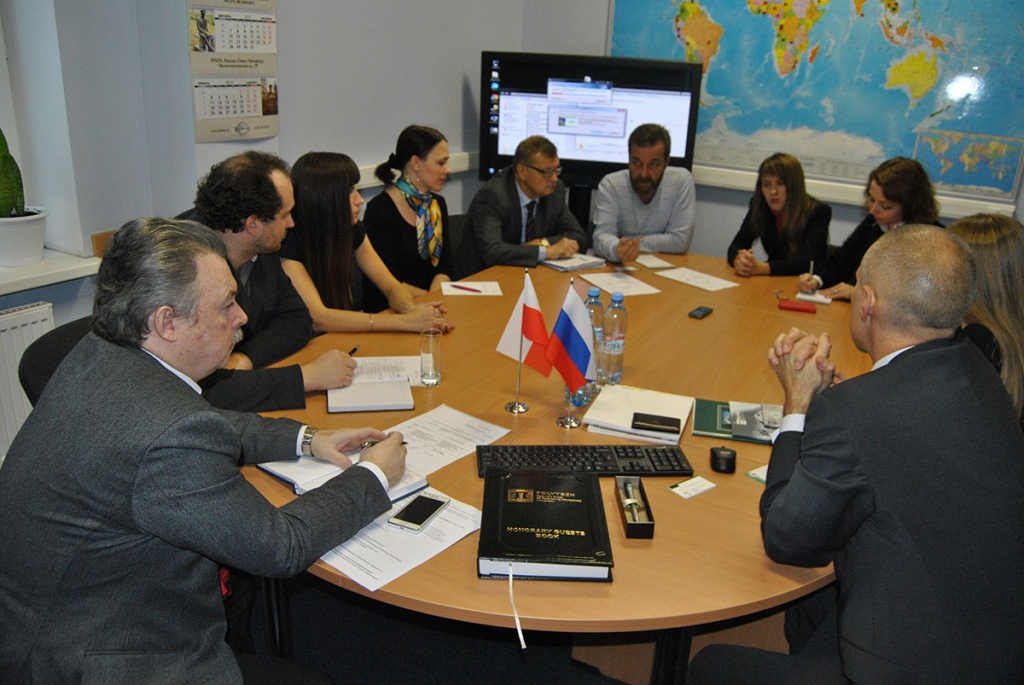 Enhancing cooperation with the Poznan University of Economics Poland