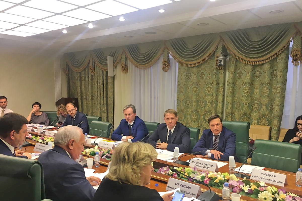 SPbPU Vice Rector for International Relations D.G. ARSENIEV told about the achievements of Peter the Great St. Petersburg Polytechnic University in implementing the general strategy for attracting foreign students to Russian universities