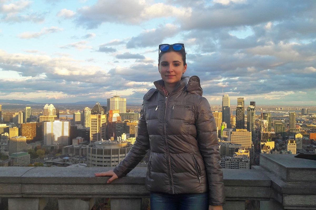 Unparalleled Canada: SPbPU Postgraduate Student Tells about her Internship Program at the McGill University